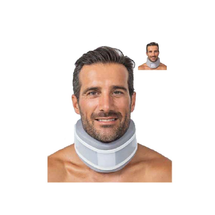 Collare Cervicale Semirigido Prezzo.Collare Cervicale Semi Rigido Fgp Clm 200 Sanitaria Sportiva
